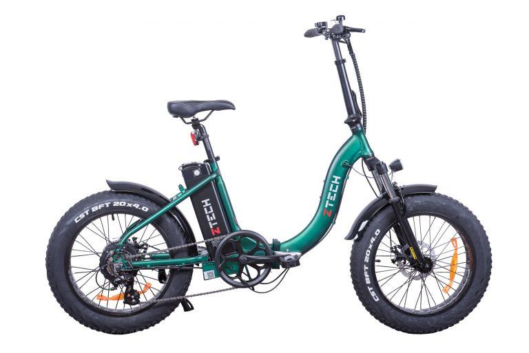 ZT-89 ZTECH elektromos kerékpár