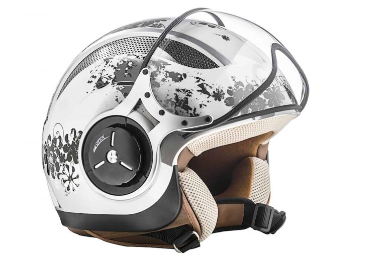 ZEUS H-07 ZTECH bukósisak | ZTECH elektromos robogó