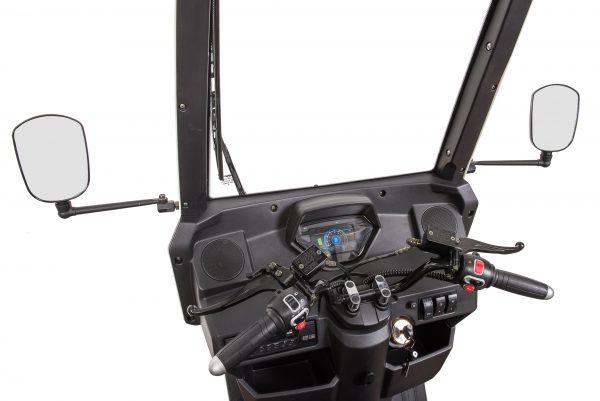 ZT-93 ZTECH elektromos robogó